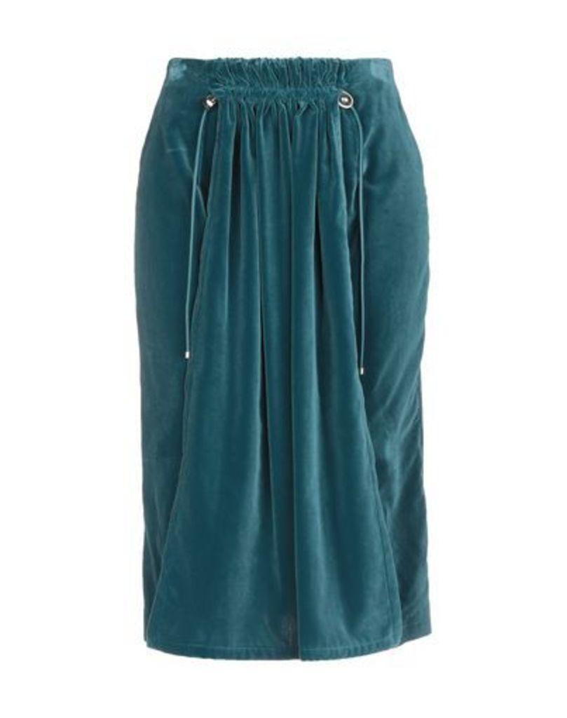 CARVEN SKIRTS 3/4 length skirts Women on YOOX.COM