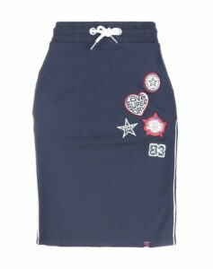 SUPERDRY SKIRTS Knee length skirts Women on YOOX.COM