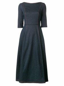 Talbot Runhof Posnet dress - Blue
