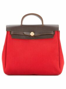 Hermès Pre-Owned Her Bag Ado PM 2 in 1 backpack - Red