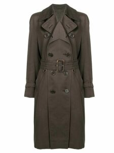 A.N.G.E.L.O. Vintage Cult 1970'S Aquascutum coat - Brown
