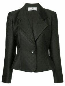 Givenchy Pre-Owned slim fit blazer - Black