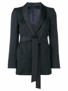 Blazé Milano Davos fitted blazer - Black