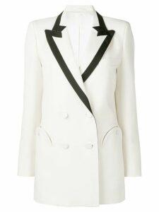 Blazé Milano Resoult fitted blazer - Neutrals