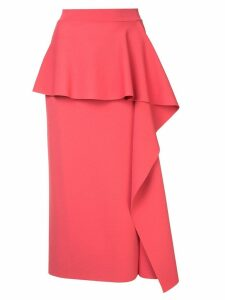 Stella McCartney ruffled skirt - PINK