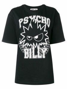 McQ Alexander McQueen Psycho Billy T-shirt - Black
