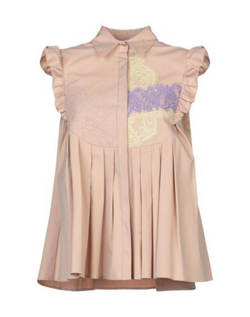 BLUMARINE SHIRTS Shirts Women on YOOX.COM