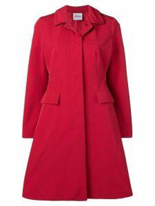 Aspesi single breasted coat - Red