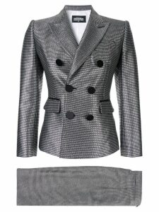Dsquared2 metallic blazer - Silver