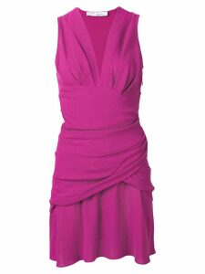 Iro ruched detail dress - Pink