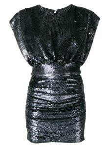 IRO sequin embellished dress - Black