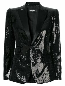 Dsquared2 sequinned blazer - Black