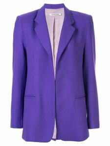 Georgia Alice Boy blazer - Purple