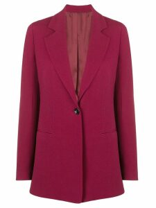 Joseph single breasted blazer - Red