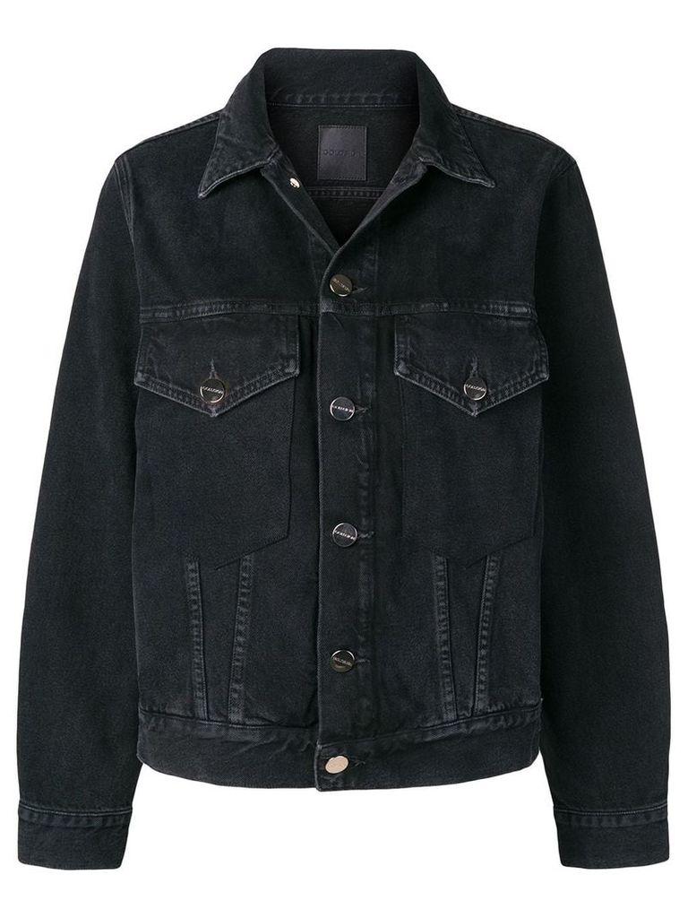 GOLDSIGN The Morton denim jacket - Black