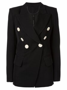 Petar Petrov Jewel double breasted tailored jacket - Black