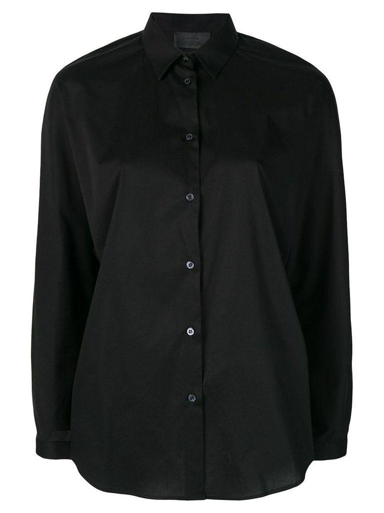 Philipp Plein logo embellished shirt - Black