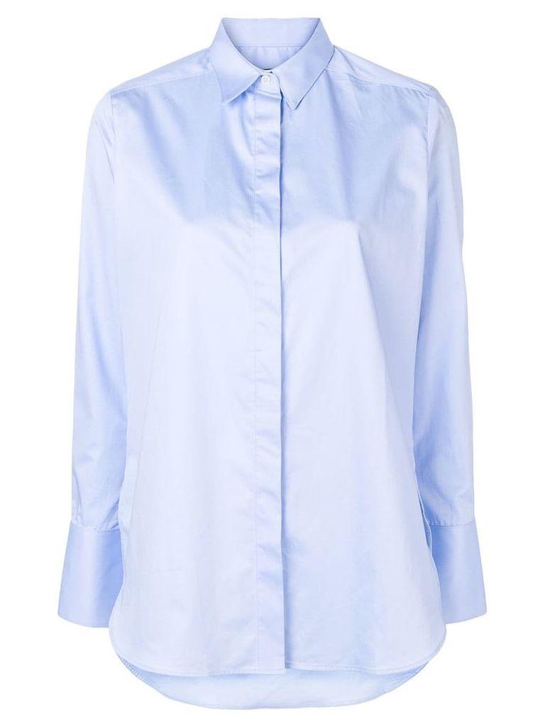 Frenken classic formal shirt - Blue