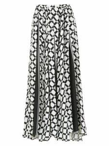 Amir Slama long skirt - Black