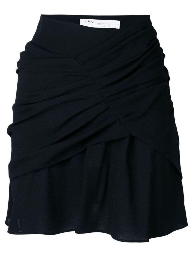 Iro Lotus skirt - Black