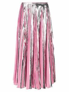 Marni pleated skirt - PINK