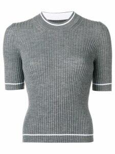 Maison Margiela Gauge 14 sweater - Grey