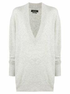 Isabel Marant Cadzi jumper - Grey