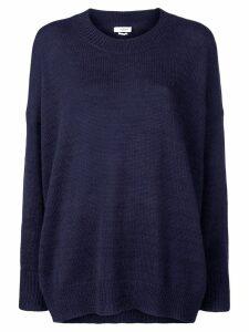 Isabel Marant Étoile oversized knit sweater - Blue