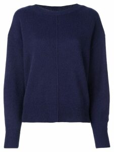 Isabel Marant Calice round neck jumper - Blue