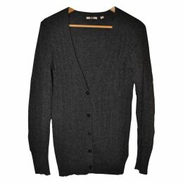 Grey Viscose Knitwear