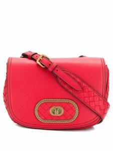 Bottega Veneta Luna crossbody bag - Red