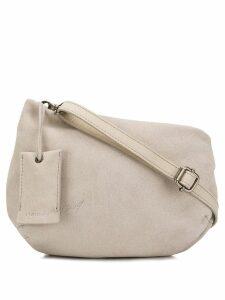 Marsèll asymmetric shoulder bag - Grey