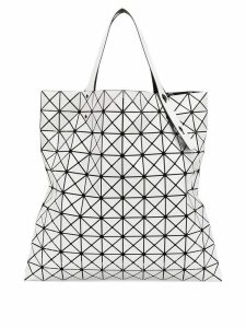 Bao Bao Issey Miyake Lucent Frost tote bag - White