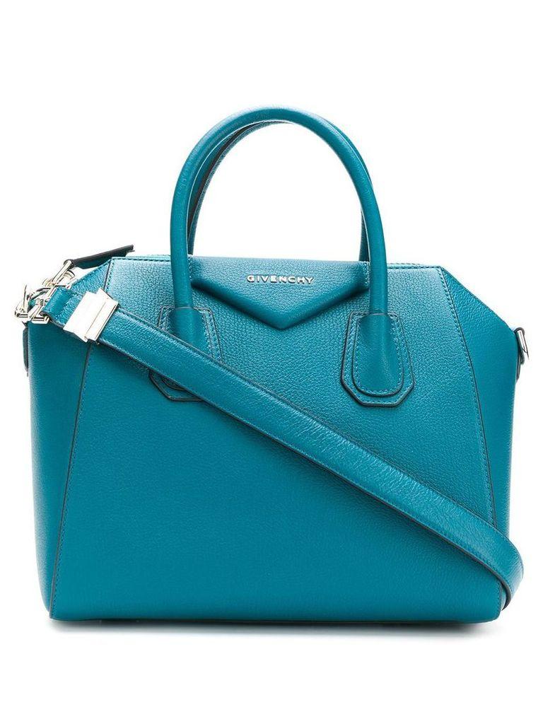 Givenchy small Antigona bag - Blue