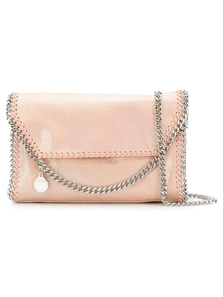 Stella McCartney mini Falabella crossbody bag - Neutrals
