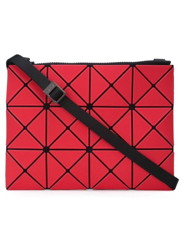 Bao Bao Issey Miyake Lucent crossbody bag - Red