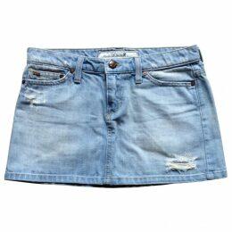 Denim - Jeans Skirt