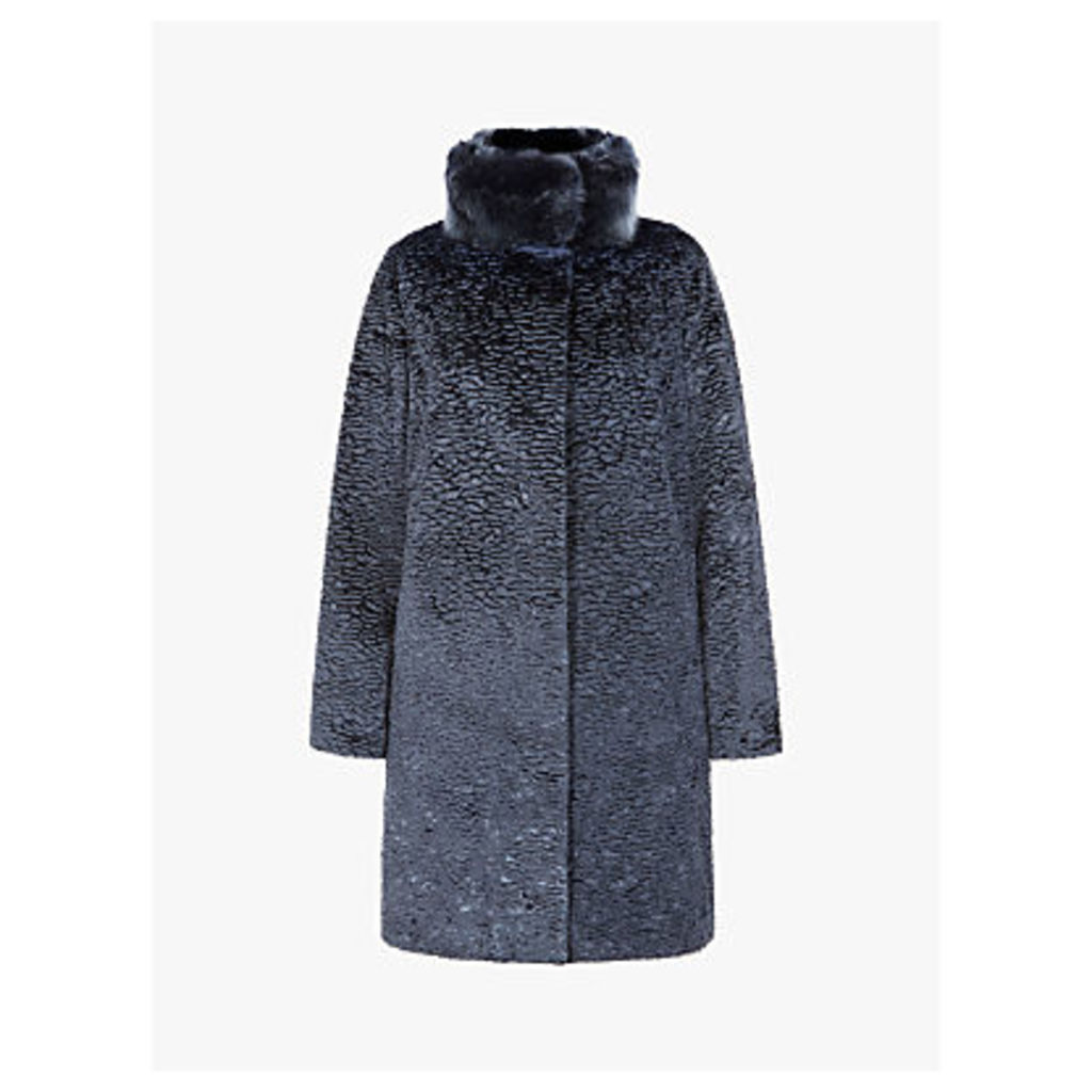 Four Seasons Astrakan Coat