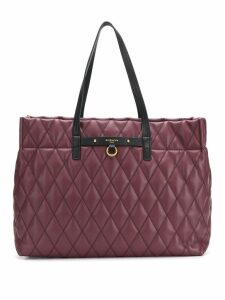 Givenchy Duo quilted tote - Purple