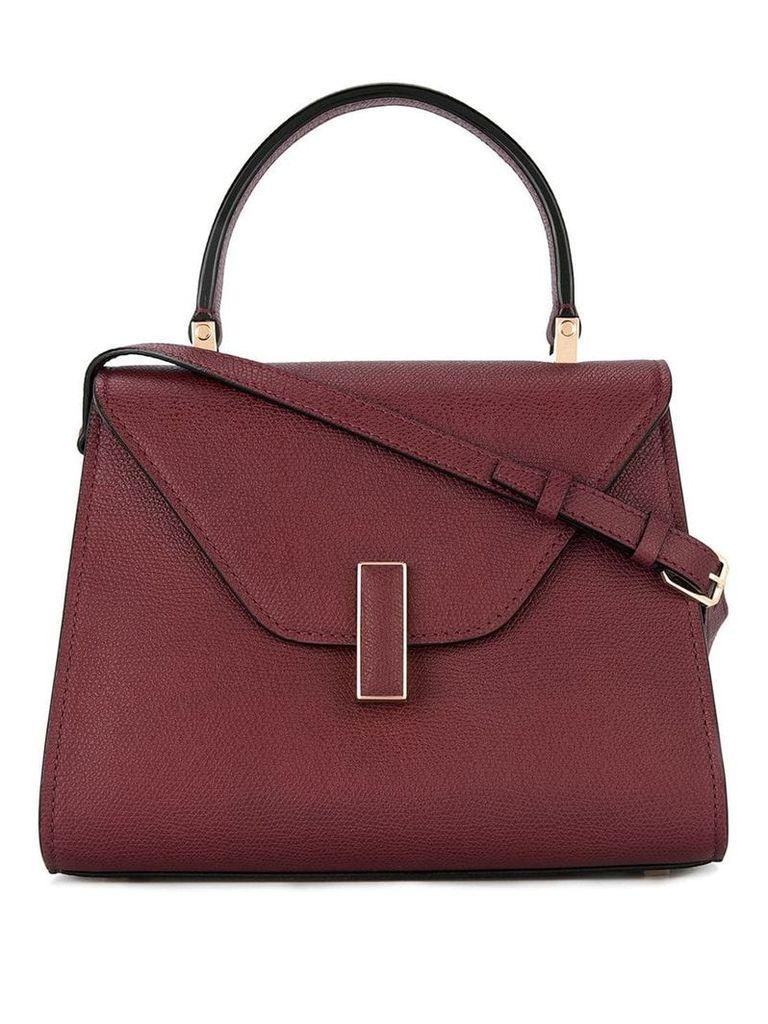 Valextra Iside mini cross-body bag - Red