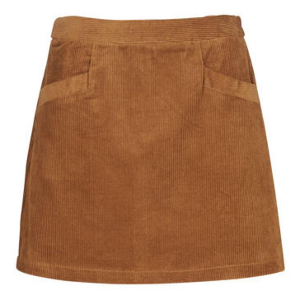 Betty London  JEUNIA  women's Skirt in Brown