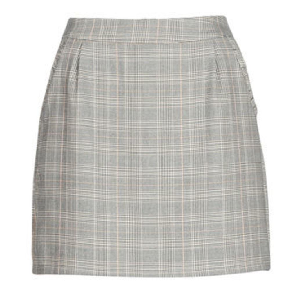 Betty London  -  women's Skirt in Grey