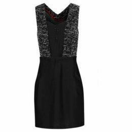 Mado Et Les Autres  Feminine dress, on-trend  women's Dress in Black