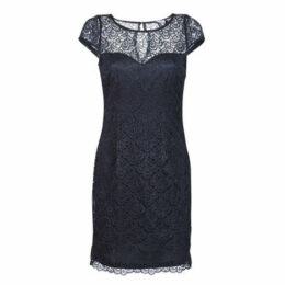 Naf Naf  EMARS R2  women's Dress in Blue