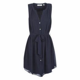 Naf Naf  LAGEORGY R2  women's Dress in Blue