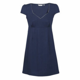 Naf Naf  FOCCACIA  women's Dress in Blue