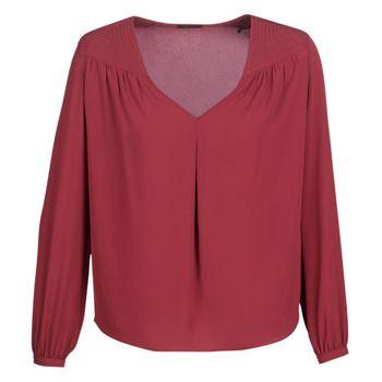 Ikks  BN13015-37  women's Blouse in Pink