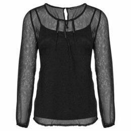 Mado Et Les Autres  Women's blouse  women's Blouse in Black