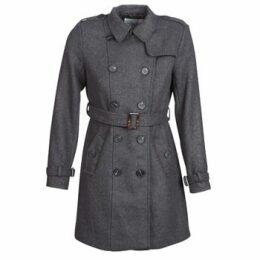 Casual Attitude  HAIELLI  women's Coat in Grey
