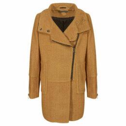 Mado Et Les Autres  Warm coat  women's Coat in Yellow